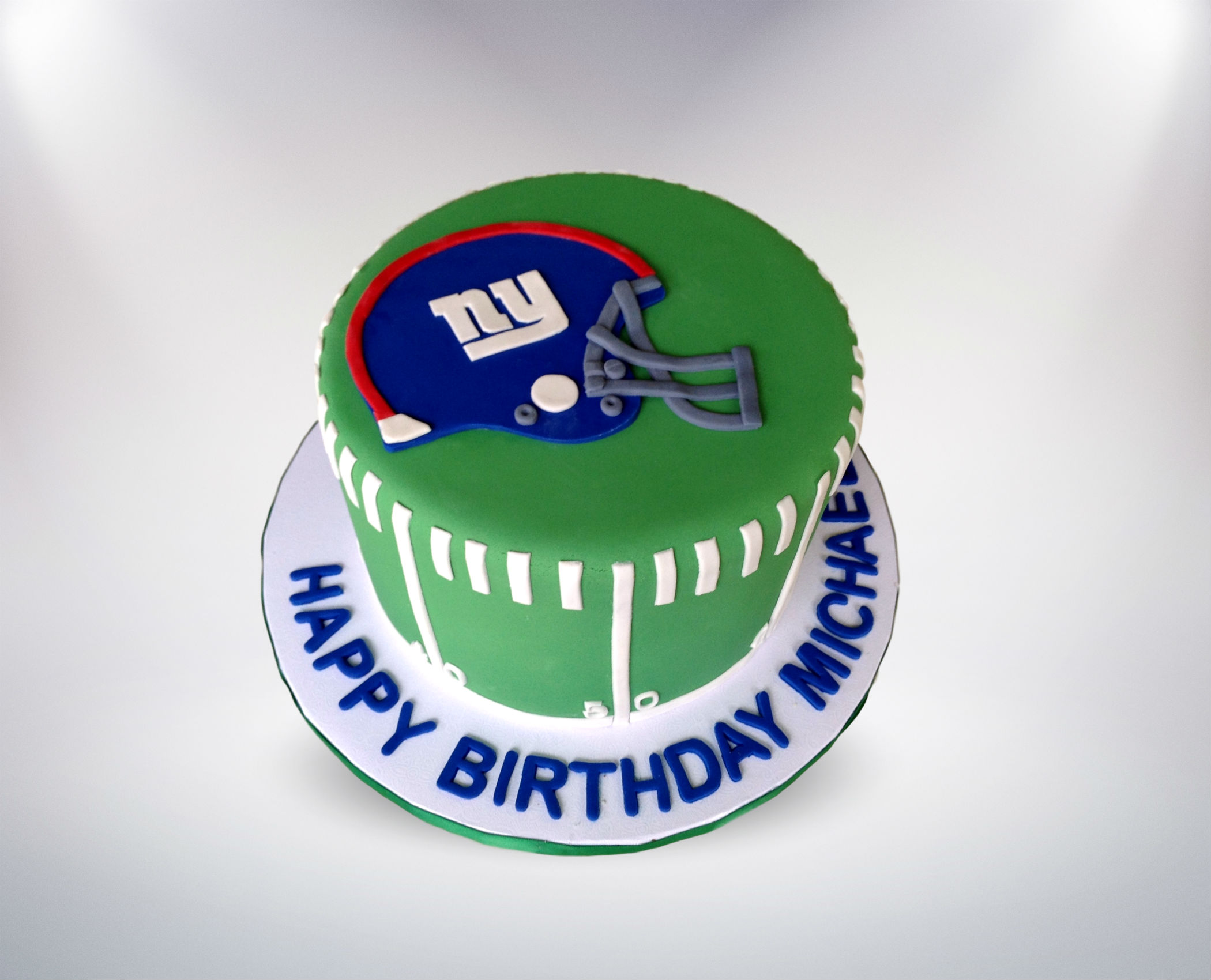 Ny Giants Cake Cake Celebrations