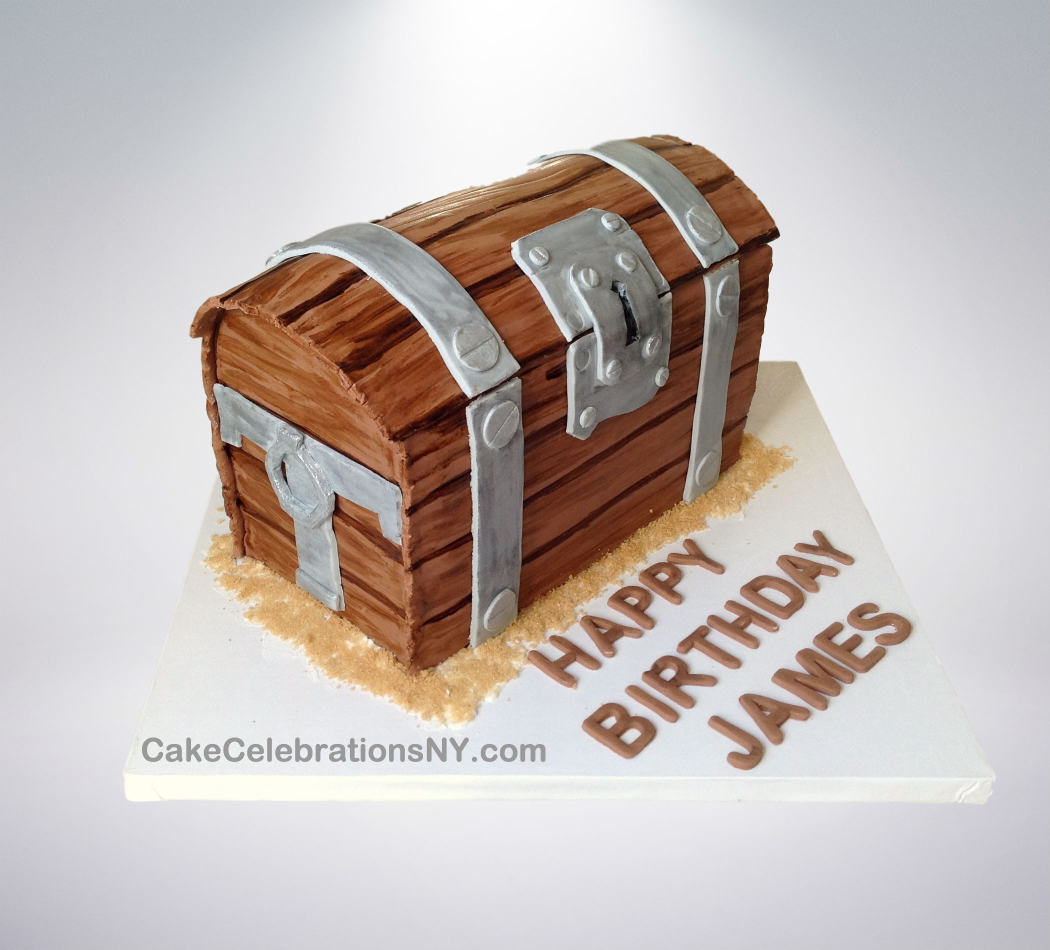 Chest Cake Images