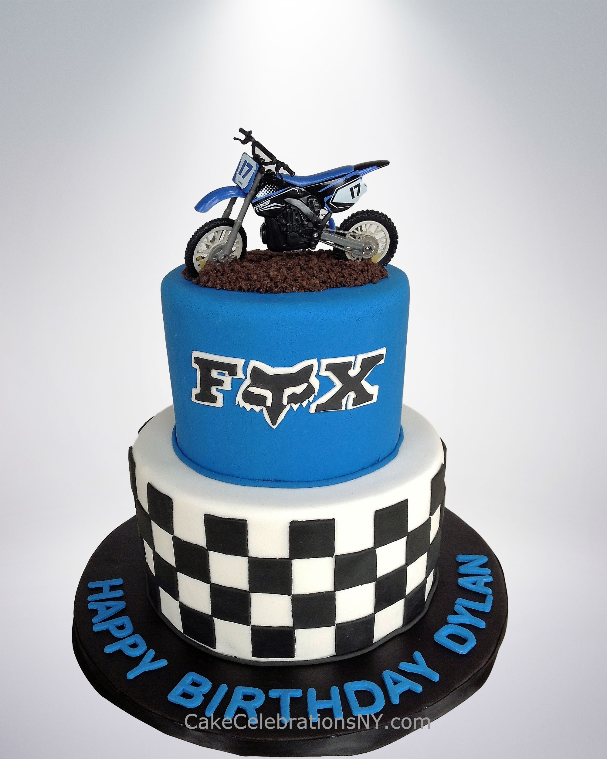 Dirt Bike Cake Cake Celebrations